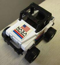 NASA aerospace diecast metal jeep Remco toy research vehicle 1987 aeronautics