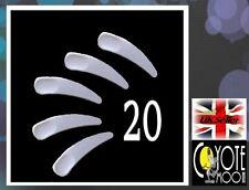 Disposable Mini Plastic Cosmetic Spatula 20 Units UK Seller