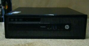HP 400 G3 Business PC Core i5-4750 3.20GHz 1Tb HDD 8GB RAM Win 10 WiFi - PC2