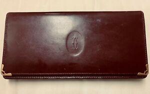 Vintage Newey England Faux White Alligator Kiss Clasp Mod Clutch Checkbook Wallet Coin Pocket