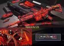 Call of Duty: Infinite Warfare Hellstorm Camo Personalization Pack DLC PS4