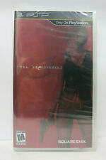 The 3rd Birthday Parasite EVE 3 Sony PSP Brand NEW Factory Sealed