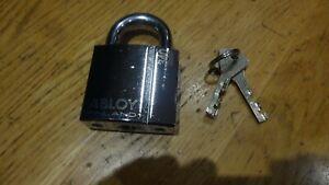 abloy 340 padlock