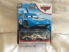 Disney Pixar Cars STRIP WEATHERS SILVER THE KING MATTEL 1:55 Diecast TOKYO DRIFT