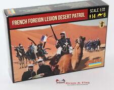Strelets 192 - French Foreign Legion Desert Patrol - 1/72 Scale