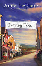 ANN LeCLAIRE __ LEAVING EDEN __ BRAND NEW __ FREEPOST UK