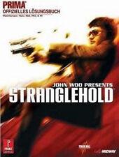 John Woo's STRANGLEHOLD ( Offizielles Lösungsbuch ) NEU