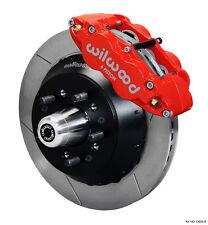 """Cyclone,Galaxie,Ranchero,Wilwood Superlite 6R Front Big Brake Kit 13"""" Rotors"""
