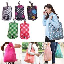 Random Sent Folding Recycle Shopping Bag Handbags Reusable Eco Tote Pouch