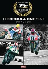 Isle Of Man Tt Formula One Highlights 1987-1994 (2014, REGION 1 DVD New)