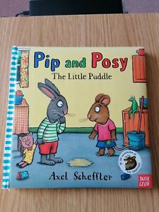 Pip and Posy: The Little Puddle by Nosy Crow (Hardback, 2011)