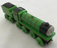 Henry and Tender Wooden Train Engine - Thomas Wooden Railway Huge Collection