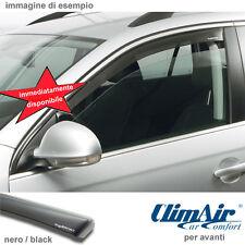ClimAir Deflettori Neri anteriori Mercedes Benz Vito/Viano W639 2003-2013