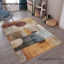 Modern Minimalist Living Room Carpet Nordic Geometric Pattern Rug Bedroom Carpet