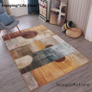Modern Minimalist Living Room Carpet Nordic Geometric Pattern Rug Bedroom Carpet