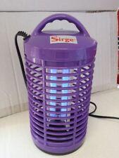 Zanzariera elettrica per insetti zanzare mosche moscerini 8 watt DUE LAMPADE UV