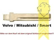 Schlüsselrohlinge für Klappschlüssel Zentralverriegelung Volvo Mitsubishi Smart