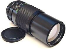Canon FD Vivitar 300mm 5.6