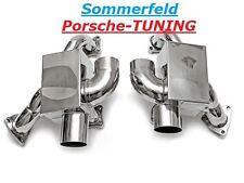 Porsche 993 Turbo Sport Fächerkrümmer +  Wärmetauscher  Porsche Sport Exchanger