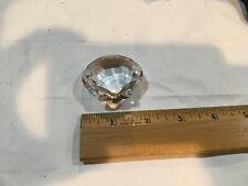 """Swarovski Crystal Figurine Scallop 1 5/8"""" x 2"""""""