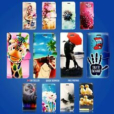FOR APPLE IPHONE 5S BOOK FLIP WALLET LEATHER PHONE MAGNETIC CLOSER CASE COVER