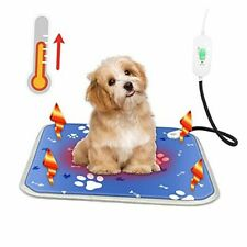 Pet Heating Pad for Cats Dogs with Safety Voltage, Medium (Pack of 1)