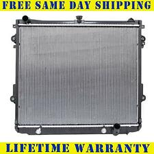 Radiator For Toyota Land Cruiser 5.7 Lexus LX570 5.7 13080