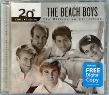 BEACH BOYS - 20TH CENTURY MASTERS - 10 GREAT SONGS - CAPITOL - SEALED CD