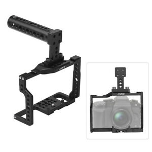 Andoer G85 Camera Cage+ Handle Stabilizer Kit for Panasonic G85/G80  Z7R4