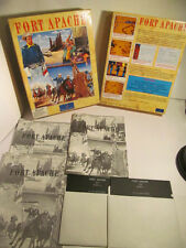 RARE FORMAT ! Fort Apache by Impressions,PC  Game on Floppy Disk 5.25  1992