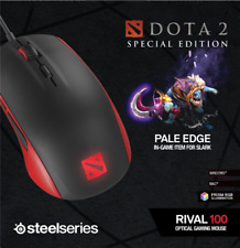 SteelSeries Rival 100 DOTA 2 Special Edition Gaming Mouse With Slark Pale Edge