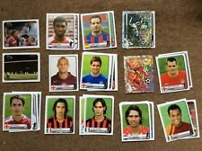 1955-2005 PANINI CHAMPIONS OF EUROPE LOT OF 36 stickers