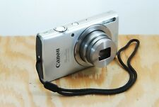 Canon PowerShot ELPH 180 Digital Camera - 20MP, 8x Optical Zoom, HD, 4GB Card