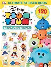 Ultimate Sticker Book: Disney Tsum Tsum Stick and Stack! (Ultimate Sticker Book