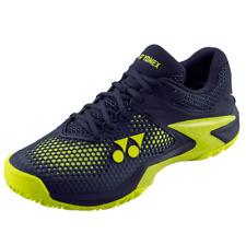 Yonex Power Cushion Eclipsion 2 Men's Tennis Shoe (Navy/Yellow)