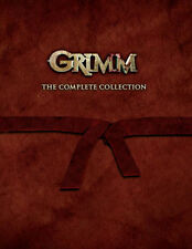 PRE ORDER: GRIMM: THE COMPLETE COLLECTION - DVD - Region 1
