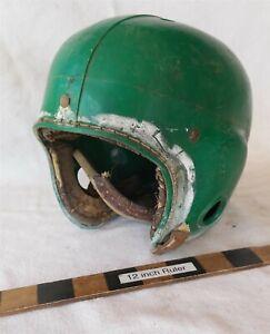 Vtg Rawling TH35 Youth Football helmet Bobby Layne model Poor condition