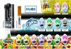 Billes Fraicheurs pour Cigarette - Boxball Kliick 100 Capsules