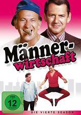 MÄNNERWIRTSCHAFT SEASON 4 MB  4 DVD NEU  JACK KLUGMAN/TONY RANDALL/+