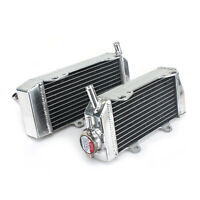 CRF450R CRF 450 R 2005-2008 MX Offroad Radiators For Honda Engine Water Cooling