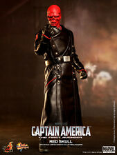 Hot Toys MMS 167 Captain America The First Avenger Red Skull RARE!