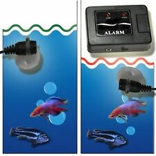 WATERSTAND WATER LEVEL ALARM AQUARIUM WATER WISSEL IN OUT EXCHANGE SIGNAL *WS2