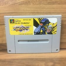Genuine Sonic Blast Man SNES Super Nintendo Japanese SHVC-SK Cartridge Rare Game