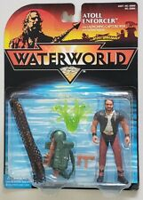 WATERWORLD ATOLL ENFORCER WITH LAUNCHING CAPTURE NET AND MUTANT SQUID