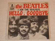 """THE BEATLES HELLO GOODBYE FRENCH ORIGINAL ISSUE 7"""""""
