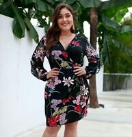 Casual long floral maxi cocktail plus size party summer dresses beach Women