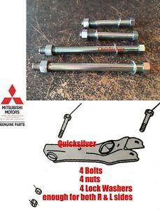 1995 99 Eclipse Talon RS GS GST ESi Rear Lower Control Arm Bolt Kit New OEM