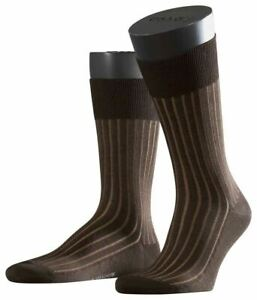 Falke Mens Shadow Socks - Brown