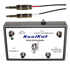 KoolKat's 4 Button Footswitch for the Roland AC-60