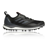 adidas Mens Terrex Agravic XT Trail Running Shoes Trainers Sneakers Black Sports